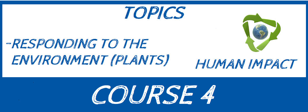 LIFE SCIENCES COURSE 4